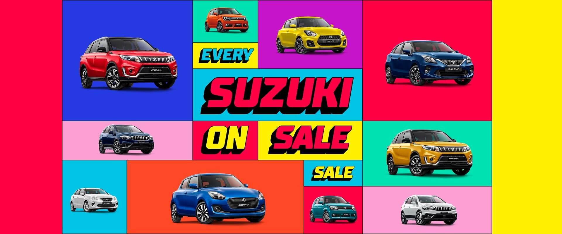 Every Suzuki On Sale Sale