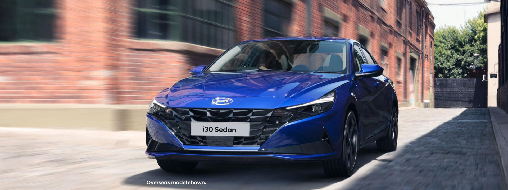 All New Hyundai i30 Sedan