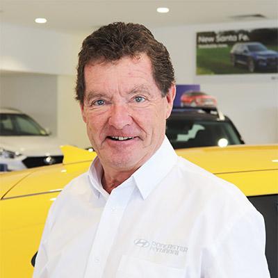Terry Morse - Doncaster Hyundai