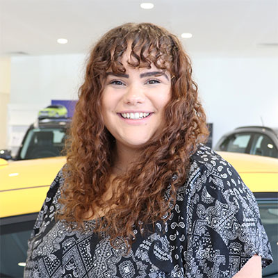 Makayla Fraser - Doncaster Hyundai