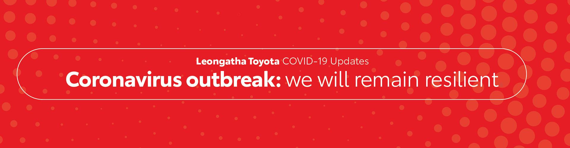 Leongatha Toyota COVID-19