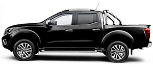 NAVARA ST-X DUAL CAB 2WD AUTO (LEATHER)