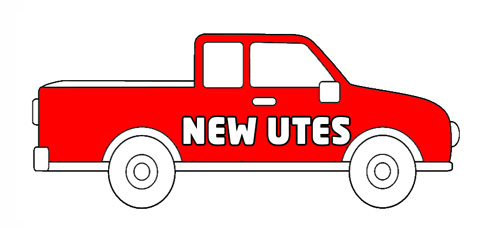 New Utes | Major Motors