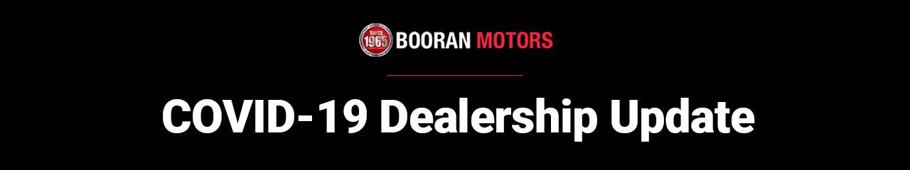 Booran Motors | COVID-19
