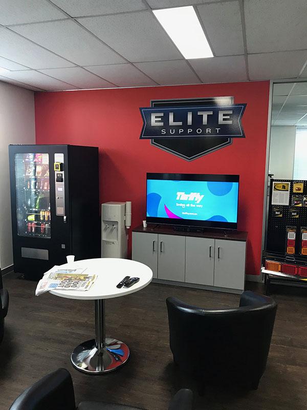 Fuso Port Melbourne Elite Support Office