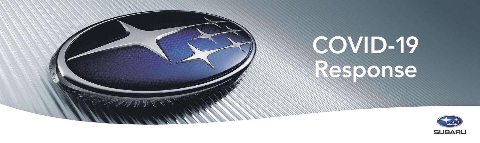 Trivett Subaru COVID 19 Response