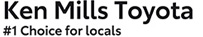 Ken Mills Toyota Dealer Logo