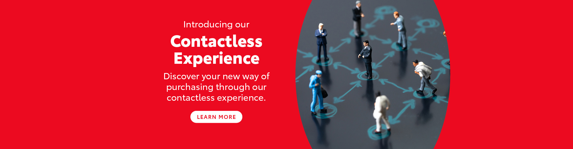 Yarra Valley Toyota - Contactless Experience