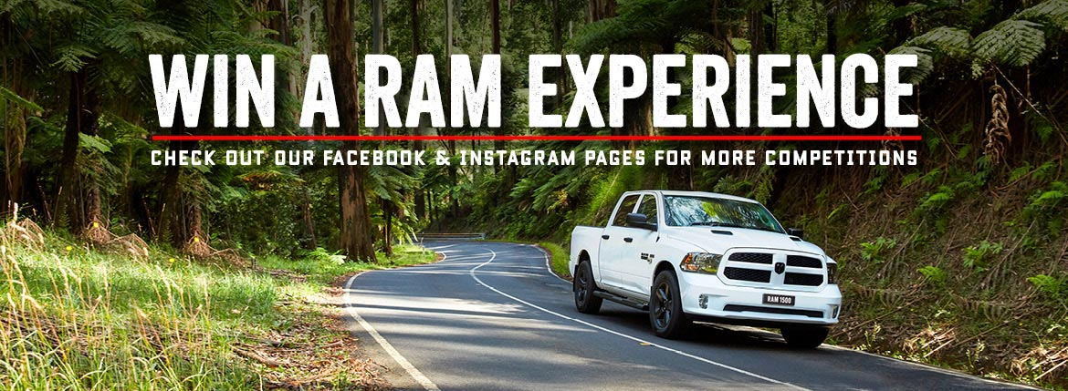 RAM NZ Competition