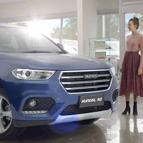 Book a service online today with Armstrong GWM HAVAL