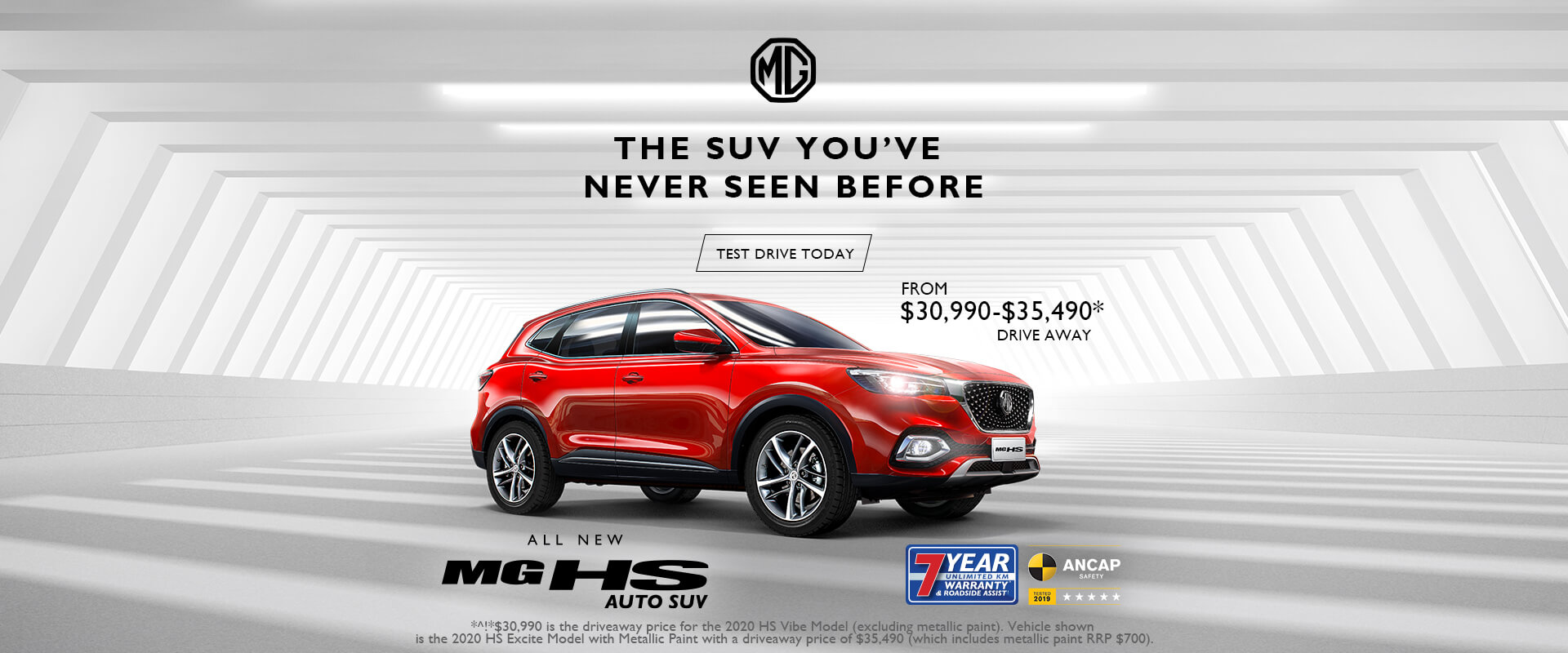 MG - SUV Never Seen Before