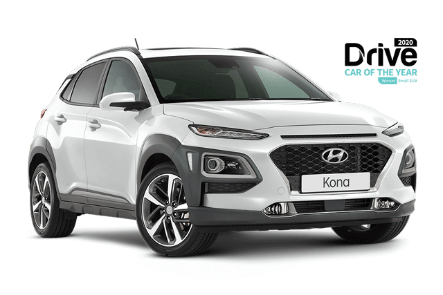 Hyundai Kona Highlander Auto White