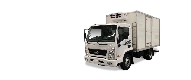 Hyundai Trucks - Freezer Pantech