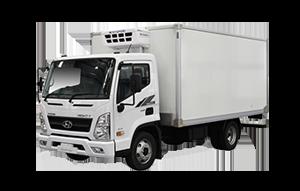 Hyundai Trucks - Chiller Pantech