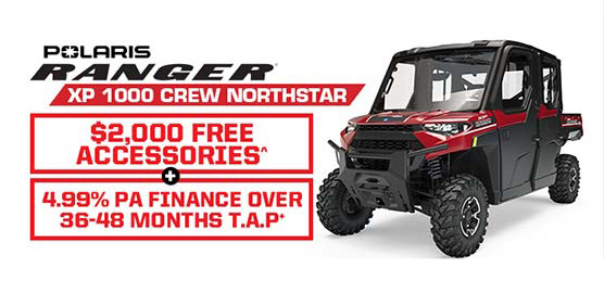 Polaris Ranger XP 1000 Crew Northstar
