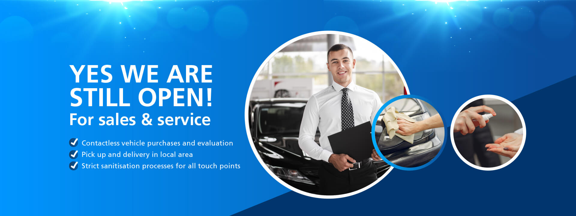 Bega Valley Hyundai - Yes We're Open