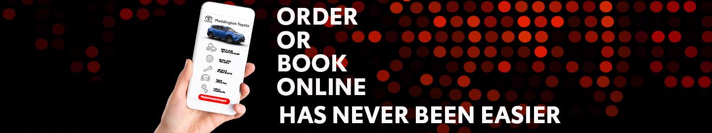 Maddington Toyota Order Online