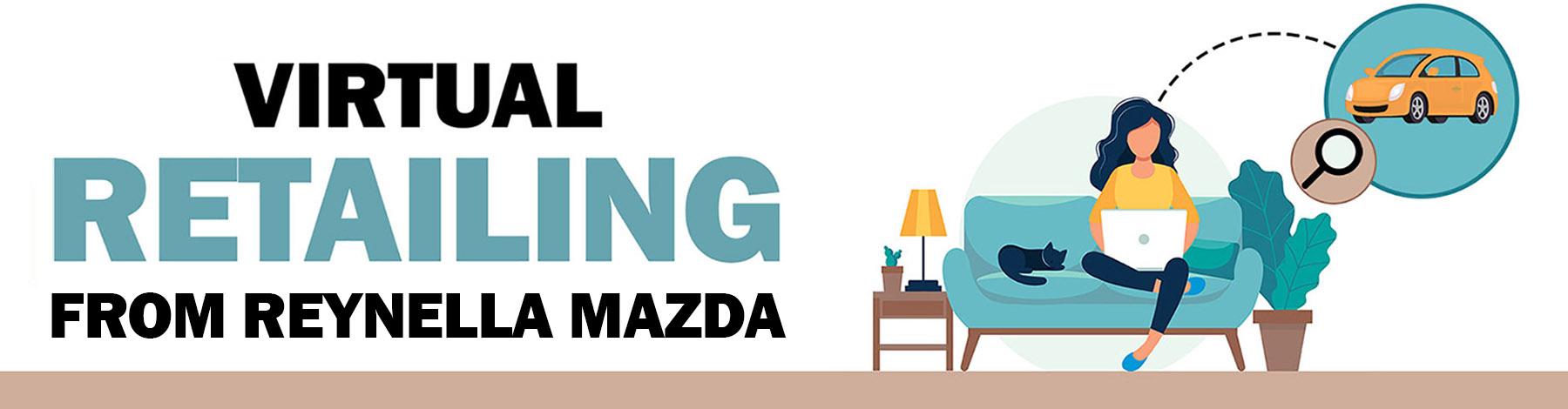 Reynella Mazda Virtual Retailing
