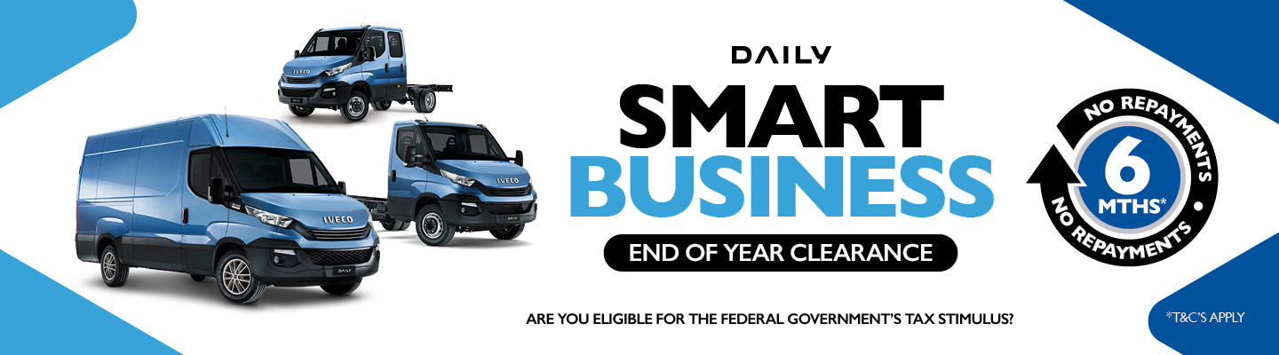 Iveco Smart Business Daily Range Specials