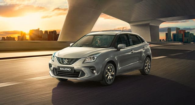 The Fully Overloaded New Baleno