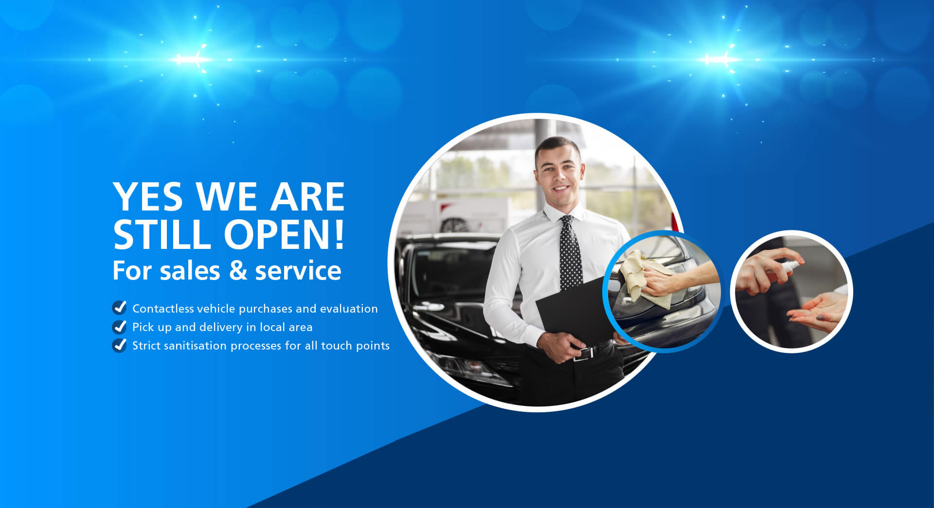 Bega Valley Suzuki Yes Were Open