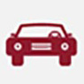 New Car Delivery Icon