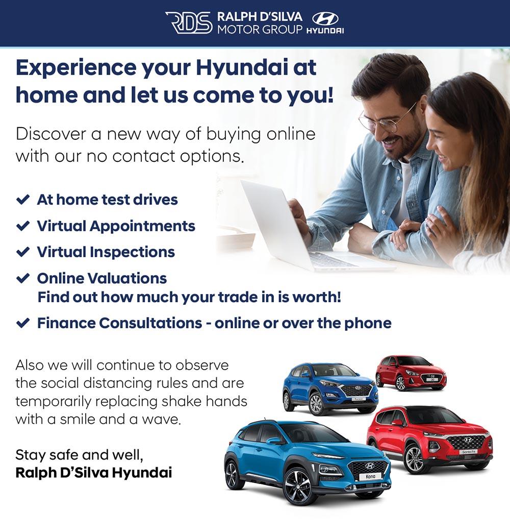Ralph D'Silva Hyundai - Buy Online