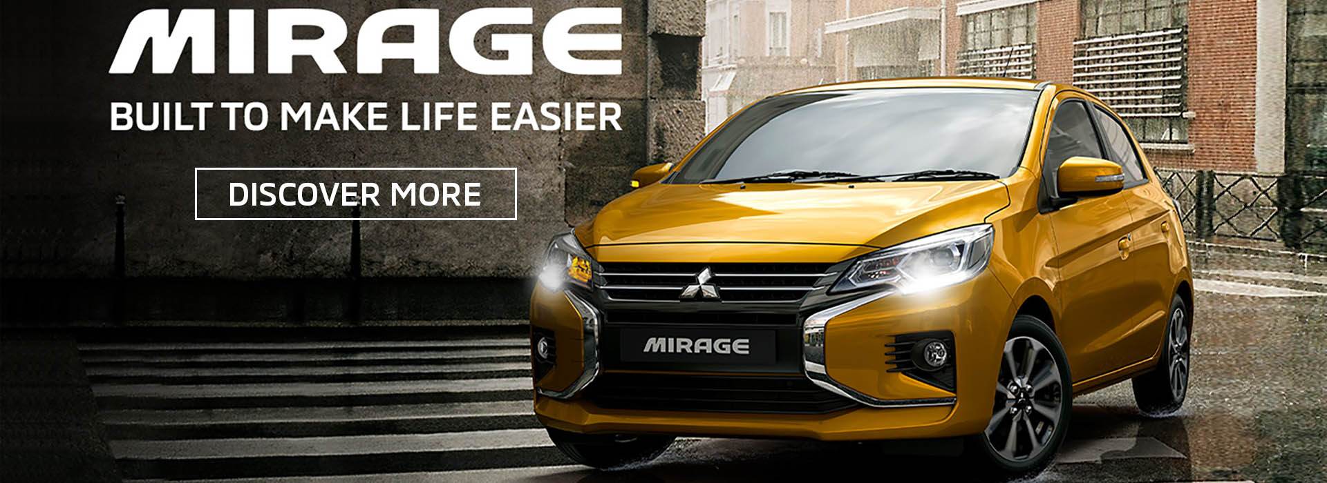 Mitsubishi Mirage Hatch MY21