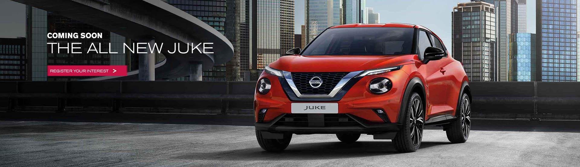 All New Nissan Juke