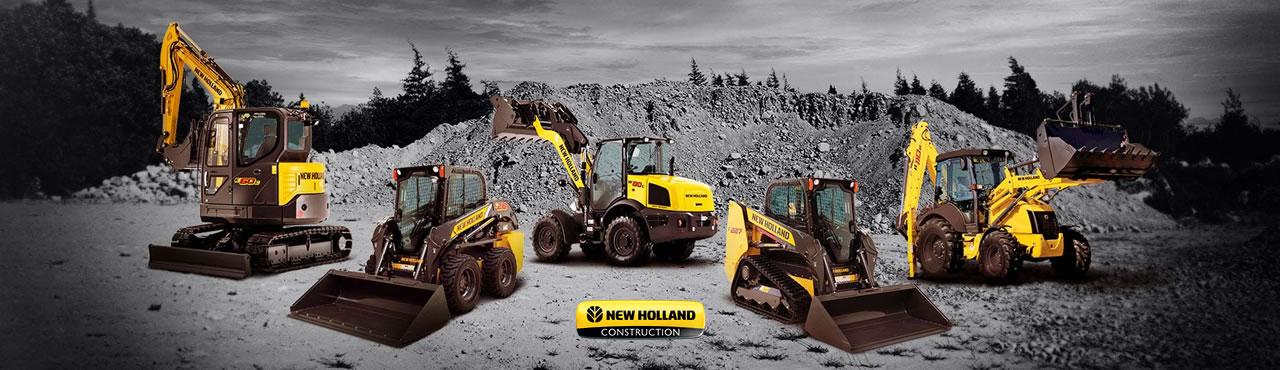 New Holland Construction Dealer