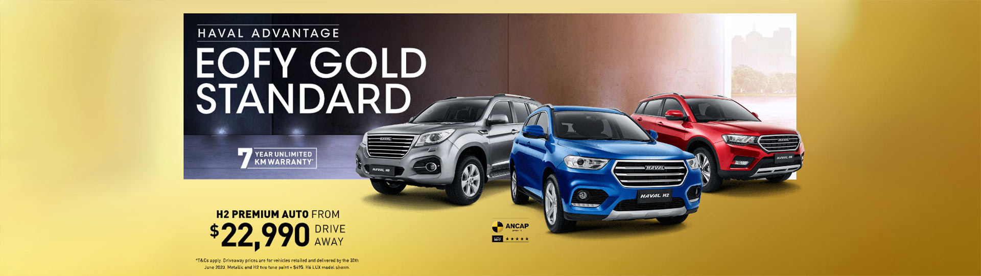 HAVAL EOFY Event