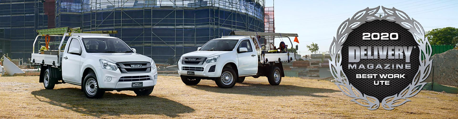 Isuzu UTE Awards