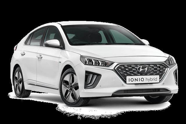 IONIQ Hybrid Premium