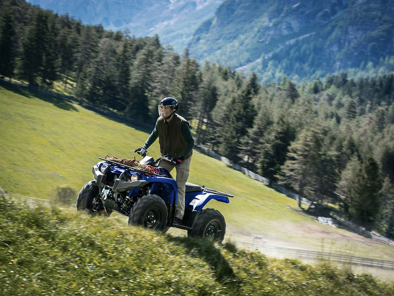 2020 Yamaha Kodiak 450 Gallery 1