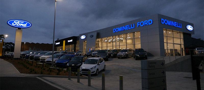 Dominelli Ford