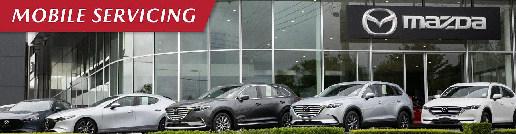 Grand Prix Mazda Aspley Mobile Servicing