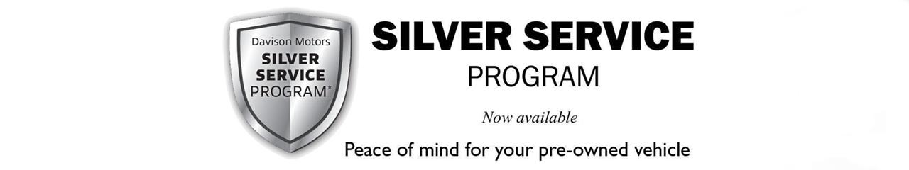 Silver Service at Davison Motors
