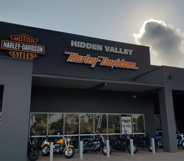 Harley Davidson For Sale Darwin