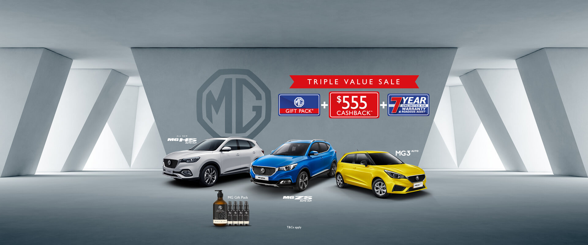 MG - Triple Value
