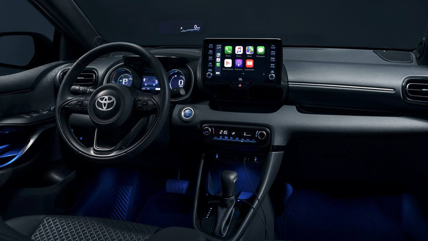 Toyota Yaris 2020 Tech