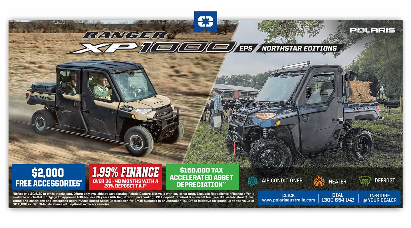 Polaris Ranger XP 1000 EPS Northstar
