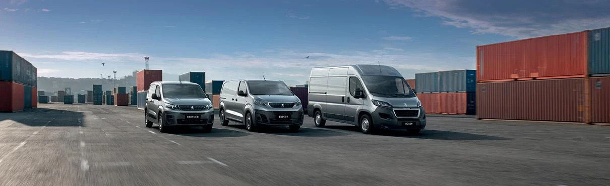 Peugeot Professional Fleet