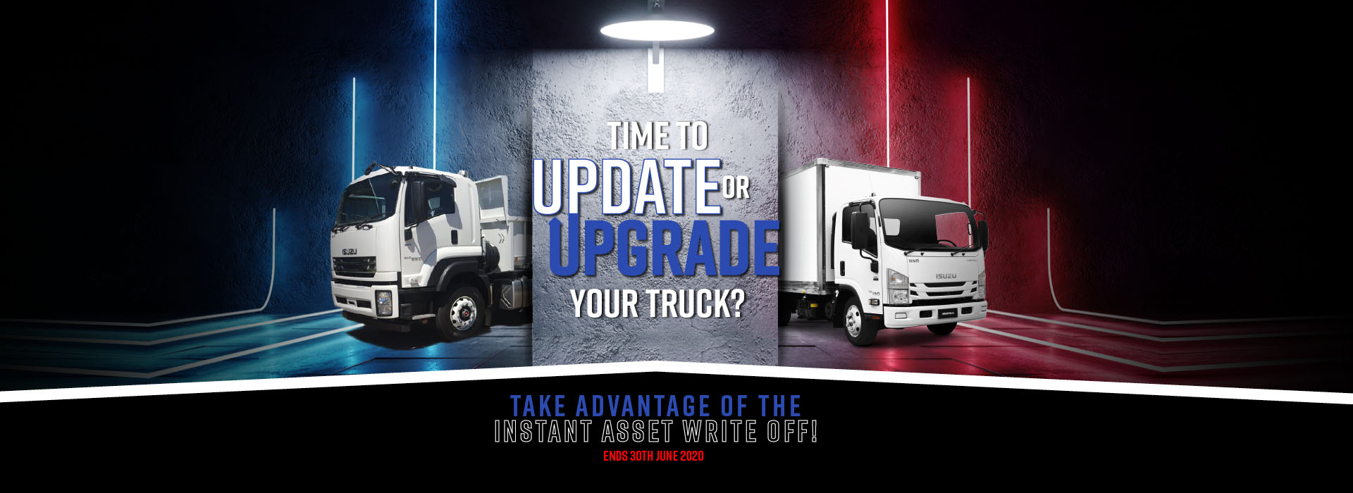 Update or Upgrade Your Truck