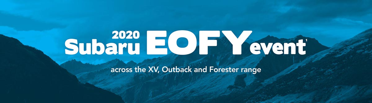 Subaru EOFY Sale On Now