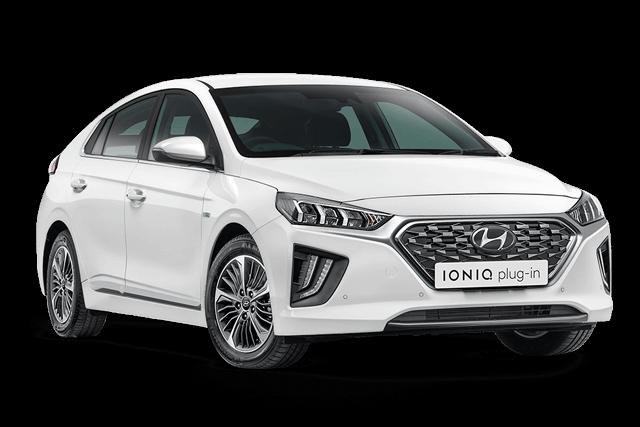 IONIQ Plug-In Hybrid Premium