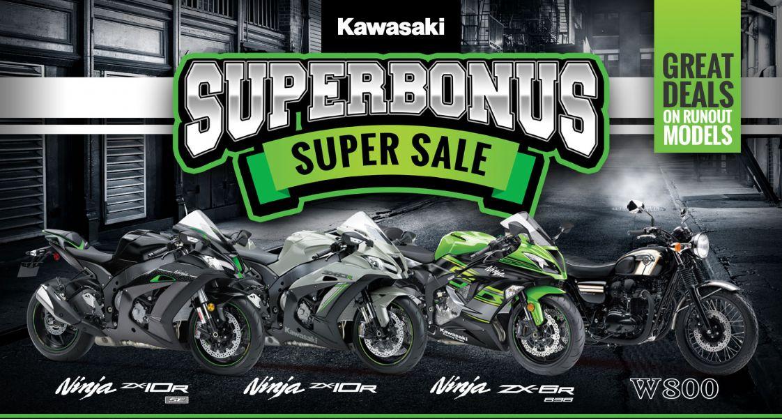 SUPER BONUS SUPER SALE