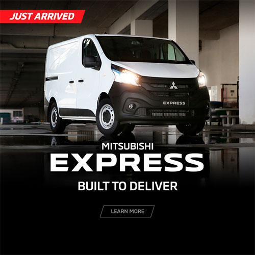 Just Arrived Mitsubishi Express