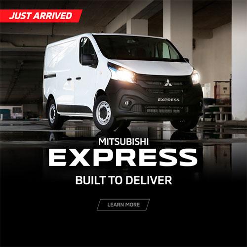 Just Arrived Mitsubishi Express