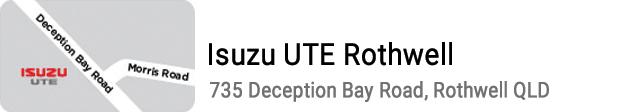 Isuzu UTE Rothwell