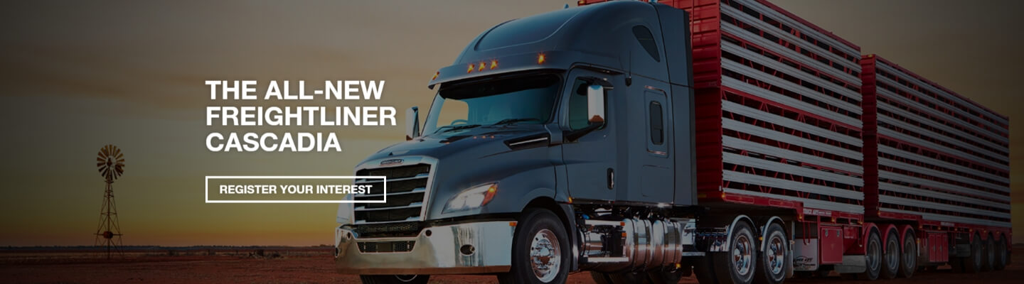 Freightliner - All New Cascadia